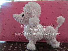 Amigurumi @ Charlene Gift n Craft: cute Amigurumi Dog - Free Pattern and photo tutorial
