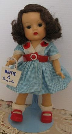 Muffie doll.
