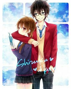 My little monster. It's a great anime and manga!