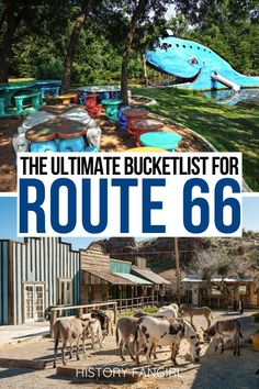 Planning a trip on Route 66? Here are the best Route 66 stops you have to see! what to do on Route 66 | things to do on Route 66 | Route 66 bucket list | route 66 illinois | oute 66 missouri | oute 66 kansas | oute 66 oklahoma | oute 66 texas | oute 66 new mexico | oute 66 arizona | oute 66 california | USA Road Trips | Route 66 photography | Route 66 Instagram spots | Route 66 trip ideas | Route 66 itinerary | things to see on Route 66 | route 66 road trip | route 66 sign | route 66 signs…