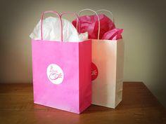 Hen Party Paper Gift Bag Team Hen