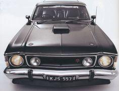 428 Bill Bourke XW GT special