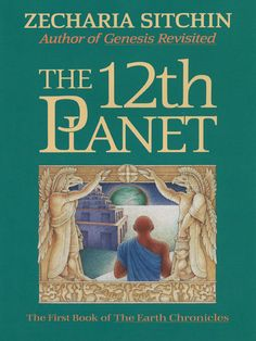 12th Planet by Zecharia Sitchin. A book that I will never forget.