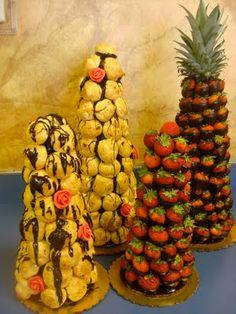 Delightful Endeavors: Creative Food Displays
