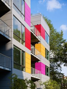 In Living Color | Suzane Reatig Architecture | Archinect