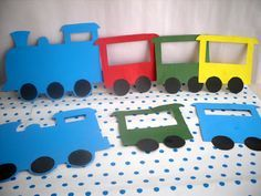 thebloomingorchids.: Thomas The Train Party With Free Printables!