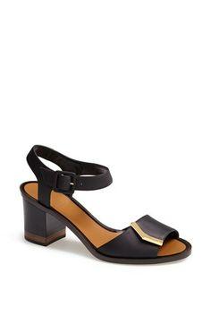 Fendi 'Demetra' Block Heel Sandal available at #Nordstrom
