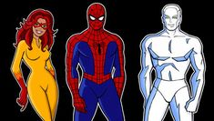 Spider-Man and his Amazing Friends was must-watch Saturday morning TV