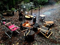★漆黒キャンプ場★   あらキャンプいいすね~。