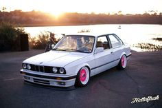 Der Stanceworks Old's'Cool Thread - Page 8 - E30-Talk  Mr. Hirosada's pink wheeled cressida sure was a trend setter.  That was what eight years ago?