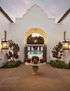 in Ojai- Ojai Valley Inn & Spa Exterior Design / Spanish Courtyard / So Peaceful & Beautiful!Exterior Design / Spanish Courtyard / So Peaceful & Beautiful!