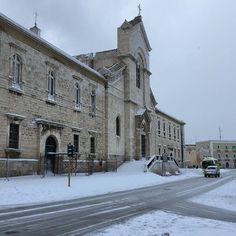 #befana2017 #2017 #winter #giovinazzo #snow #snowflake #snow❄️ #snowwhite #snowfall #church #architecture #archilovers #architecturephotography #streets #streetview #streetshot #neve #neve2017 #yallerspuglia #yallersitalia #ig_puglia_ #ig_italia