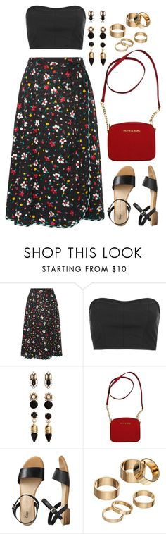 1348. by asoul4 on Polyvore featuring moda, Topshop, Marc Jacobs, Gap, Michael Kors and Apt. 9