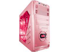 APEVIA X-DREAMER4 Series X-DREAMER4-PK Pink Steel ATX Mid Tower Computer Case - Newegg.com