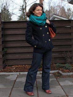 peacoat kamelboots Photo And Video, My Style, Fashion, Moda, Fashion Styles, Fashion Illustrations