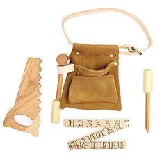 Camden Rose 5 Piece Little Builder Tool Set ** You can find more details by visiting the image link.