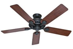 Hunter Fan - View our Bronze/Brown Henley ceiling fan that has a Traditional style and is meant for an Indoor Large Room. Hunter Ceiling Fans, Hunter Fans, Best Ceiling Fans, 52 Ceiling Fan, American, Great Rooms, Bronze, Indoor, Traditional