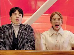 touch your heart Korean Celebrities, Korean Actors, Korean Dramas, Lee Dong Wook, Yoon Seo, Goblin Korean Drama, Yoo In Na, Korean Drama Quotes, Crazy Ex Girlfriends