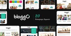 Bloggo - Personal, Travel, Photography, Lifestyle, Writer, Fashion Blog Theme