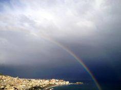 A volte il maltempo è più variopinto di una giornata di sole | © Adele Elisabetta Granieri - Campania su Web