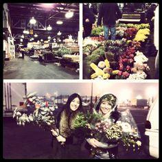 5am flower market success!