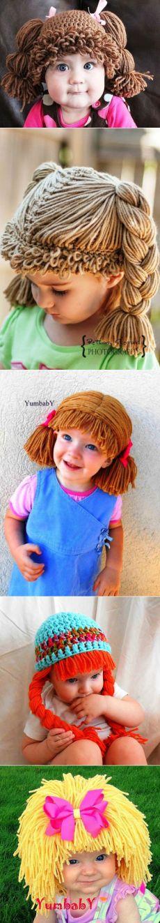 Bu şapkalar! Originalno.Bez açıklamaları fikir