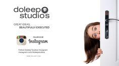 Follow Doleep Studios Instagram Account: http://instagram.com/doleepstudios  #doleepstudios #Socialmedia