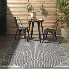 Nourison Cozumel Area Rug - This Dark Grey rug would make a wonderful addition to any room. Discover why so many choose to buy from RugStudio Modern Outdoor Rugs, Indoor Outdoor Rugs, Outdoor Area Rugs, Silver Grey Rug, Dark Grey Rug, Nourison Rugs, Buy Rugs, Cozumel, Rugs Online