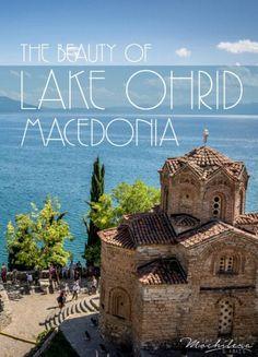 Lake Ohrid, Macedonia: Pristine Beauty in the Balkans