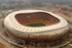 Football is without a doubt the most popular sport in the world and a huge amount of money is spent on building new stadiums. Their capacity can differ from thousands to over hundred thousand. Here is TOP 10 biggest football stadiums in the world. Camp Nou, Rose Bowl, Soccer City, Stadium Architecture, World Cup 2022, Sports Stadium, Most Popular Sports, Best Cruise, Summer Olympics