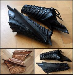 Black bracers - a little bit dark by Turiel-Eressiel.deviantart.com on @deviantART