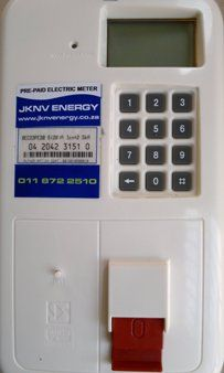 JKNV Energy Prepaid Meters & Vending Solutions