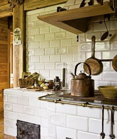 Vidéki öröm egy faházban  Hangulatos, ízléses igazi kis country stílusú faház…