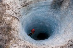 Repelling into the frozen unknown