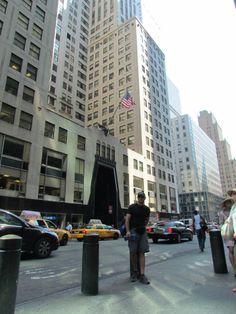 caminando por Manhattan