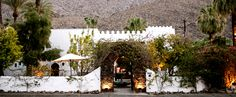 An Oasis of Fear: A Slightly Spooky History of Palm Springs