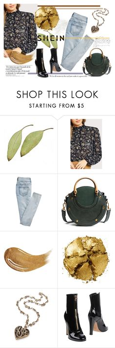 """""""SHEIN Contest"""" by k-mendez-dxlii ❤ liked on Polyvore featuring maurices, Chanel, Too Faced Cosmetics, Pat McGrath and Valentino"""