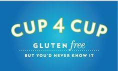 Flour, brownie mix. . .gluten free!