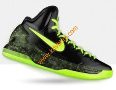 I would totally rock a pair of KD shoes, just for kicks!