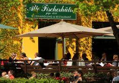 """Restaurant """"Fischerhütte"""" am Schlachtensee"""