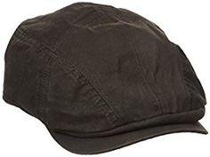 Stetson Men's Weathered Cotton Ivy Cap
