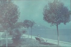 Karl Lutz in Italien 1941