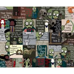 Love him and have just got my oldest grandson into him Creepy Things, Scary Stuff, Awesome Stuff, Funny Things, Random Stuff, Rusty Spoon, David Firth, Salad Fingers, Ftm