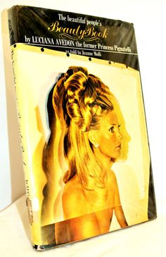 The Beautiful People s Beauty book by Luciana Avedon  1971 W H Allen and Co Good