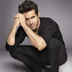 So sexy(: Ryan Reynolds