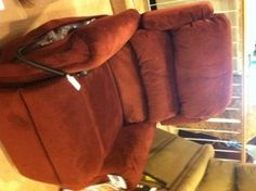 My new recliner, lift chair.