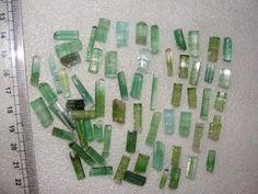 Tourmaline crystal parcel for sale