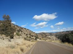 Dirt road CO