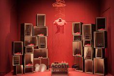 Lacoste - 80th anniversary -Windows at la Rinascente - Milan – Italy #lacoste #windows #vitrine #milão #milan #itália #italy #vm #visualmerchandising #varejo #retail #retaildesign #windowsdisplay