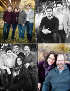 Family Portrait Session Family with Adult Children Scottsdale Natural Light Family Photography